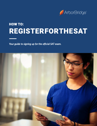 Cover of ebook How to Register for the SAT