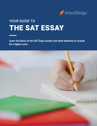 Your Guide to the SAT Essay